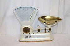 "1906 Original DAYTON COMPUTING CO. "" IBM "" MOD 167 Restored Candy 5lb Scale"
