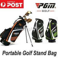 PGM Golf Stand Cart Bag 14-Way Dividers Double Shoulder Straps Organised Bag NEW