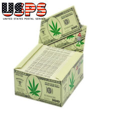 50 x Hornet Dollar King Size 110*54MM Rolling Papers 32 Leaves a Booklet