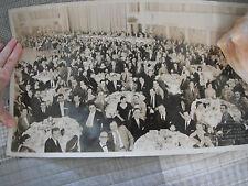 Panoramic Photo-ACIDA Testimonial to Walter D Fuller of Curtis Publishing - 1953
