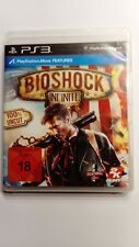 BioShock: Infinite (Sony PlayStation 3, 2013,)
