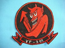 "PATCH US NAVY VF-301 FIGHTER ATTACK SQUADRON "" DEVILS DISCIPLES """