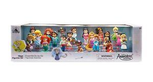 Disney Store Disney Animators Mega Figurine Set Collection Playset 20 Piece Set