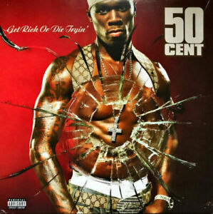 50 CENT - GET RICH OR DIE TRYIN' 10th Anniversary  2 LP VINYL NEW (2014) ALBUM