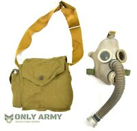 Russian Soviet Army Child Gas Mask Set Children Respirator Safety Mask With Hose