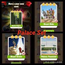 Coin Master Cards Palace 1X Set