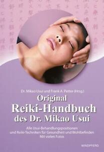 Original Reiki-Handbuch des Dr. Mikao Usui, Mikao Usui