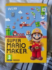 Super Mario Maker & Artbook Nintendo Wii U
