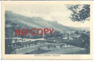 Monte San Pietro, 1925, Panorama.