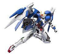 METAL ROBOT Soul  Gundam 00 SIDE MS Double O Riser + GN Sword III Approx 130 mm