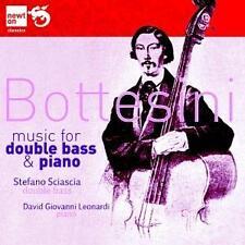 Werke für Kontrabass und Klavier von Stefano Sciascia,David Giovanni Leonardi (2012)