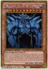 PGLD-EN030 Obelisk the Tormentor Gold Secret Rare 1st Edition Mint YuGiOh Card
