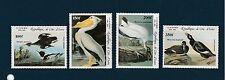 Cote d' Ivoire  oiseaux  Audubon   de 1985  num: PA 97/100  **
