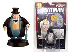 Batman Animated S. No. 2 The Penguin Figurine Super Hero Collection Eaglemoss L