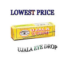 10ml UJALA EYE DROPS - 100% Herbal  - Lowest Price -Eyes Health 30D