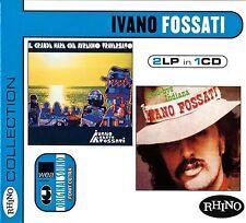 Ivano Fossati – Il Grande Mare Che Avremmo Traversato / Good-Bye ( CD - Album )