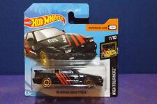 2018 Hot Wheels '96 NISSAN 180SX TYPE X. New ADVAN NIGHTBURNERZ car. Short Card.