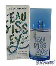 L'eau D'issey Summer 2018 By Issey Miyake Edt Spray 4.2 Oz/125ml New In  Box