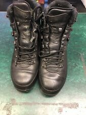 army surplus/Military German Black Mountain Gortex Boots 260 Size 6.5