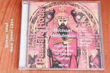 Michael Radulescu - Oeuvres pour Orgue - Pascale Rouet - CD Triton