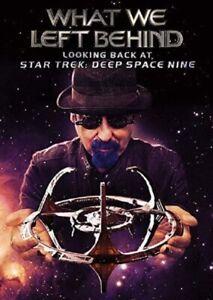 What We Left Behind Looking Back at Star Trek Deep Space Nine 9 New DVD