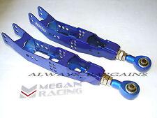 Megan Rear Lower Control Arms Fits BRZ FRS FR-S 86 WRX STi Legacy Outback 2pcs