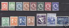 BULGARIA 1936  YEAR SET  MNH