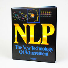NLP Training Course - Nightingale Conant - 6 X Audio Tapes