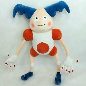 Pokemon Mr Mime plush soft toy doll Detective Pikachu