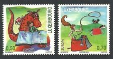 EUROPA 2010 CHILDRENS BOOKS ANIMATION DRAGONS BIRDS VARIOUS SETS MNH