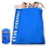 Forbidden Road Double Sleeping Bag 15 ℃/60 ℉ Waterproof For Adults Backpack