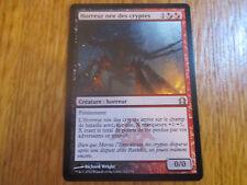 x1 Carte Magic MTG Horreur née des Cryoptes VF Rare (Retour sur ravnica)