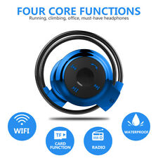 Wireless Bluetooth 3.0 Stereo Mini 503 Headset Sport Headphone Earphone