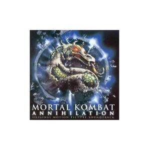 Mortal Kombat Annihilation Ost - Mor... - Mortal Kombat Annihilation Ost CD DVVG