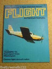 FLIGHT INTERNATIONAL #3299 - 1 June 1972