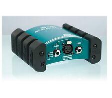 BSS AR-133 - Boîter De Direct - Active / Active DI Box *NEUF*