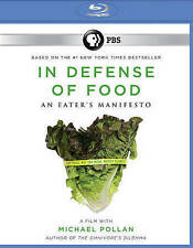 In Defense of Food [Blu-ray], New DVDs