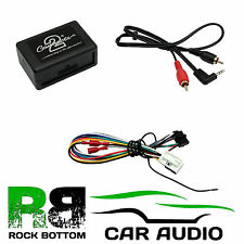 VOLKSWAGEN VW RCD300 RCD310 RCD510 Car Aux In Input MP3 iPhone iPod Interface