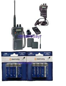 Midland Alan 42 DS Multi Handheld CB Radio with Batteries - Authorised Dealer