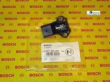 Audi Volkswagen Thrust MAP Boost Pressure Sensor - BOSCH 0281002401 - NEW OEM VW