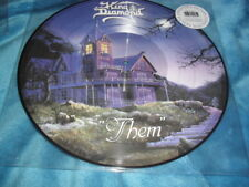 KING DIAMOND -THEM- ULTRA LIMITED EDITION PICTURE LP 2000 COPIES ONLY 2018 NEW
