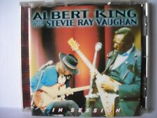 Albert King With Stevie Ray Vaughan – In Session cd
