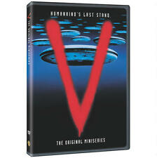 V - The Complete 1983 Original TV Mini Series Parts 1 & 2 Box / DVD Set NEW!