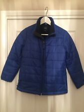 Gap Quilted Jacket Age 8/9 Years, Blue