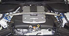 Cusco Strut Bar F-OS CKV36 NJ50 For 09-13 Infiniti G37 coupe G35 sedan / I Q60