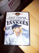 The Pride of the Yankees (DVD, 2002) EUC