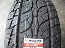 2 New 275/60R15 Nankang SP-7 Tires 2756015 275 60 15 R15 60R