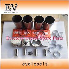 KUBOTA V1702 engine repair overhual kit piston + ring kit + gasket set