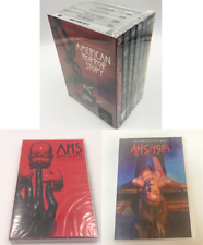 American Horror Story : Season 1 - 9 (DVD Box Set) New & Sealed Factory Sealed
