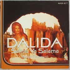 """DALIDA - MAXI VINYL (12"""") """"SALMA YA SALAMA"""" (SUENO FLAMENCO)"""
